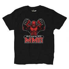 T-Shirt Maglietta Mma Lotta Mixed Martial Arts Ring Gabbia Sport 1 KiarenzaFD