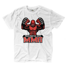 T-Shirt Maglietta Mma Lotta Mixed Martial Arts Ring Gabbia Sport 4 KiarenzaFD
