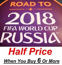 RARE CARDS Panini Adrenalyn XL Road To 2018 World Cup Russia 50% OFF 6 OR MORE