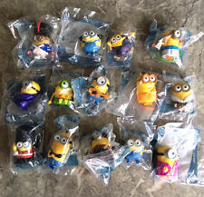2015 Australia edition McDonald's Happy Meal Minion toy Sealed 14 to Choose From