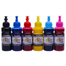 Pigment ink Refill For Ciss Continuous Ink System Fits Epson T0791-6