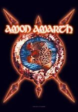 * AMON AMARTH - FATE OF NORNS LOGO - OFFICIAL TEXTILE POSTER FLAG