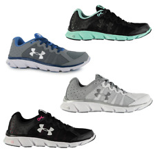 Under Armour Ladies Shoes Sneakers Running Trainers Micro G Assert