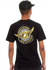 Tee shirt Spitfire Anti Hero Classic Eagle Noir