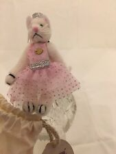 MINIATURE TUTU the Cat New with Tags and Bag COTTAGE COLLECTIBLES BY GANZ