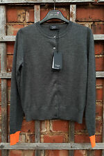 BNWT Paul Smith Black Label 100% Cashmere Cardigan (Grey) RRP £315 (S)