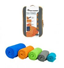 SEA TO SUMMIT TEK TOWEL LIGHT WEIGHT COMPACT MICRO FIBER TRAVEL TOWEL