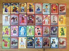 All Sainsburys Lego Create the World Trading cards