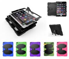 Outdoor Cover per Apple iPad Air 2 SILICONE IBRIDO CUSTODIA CASE BORSA KICK