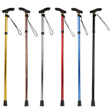 Telescopic Walking Stick Collapsible Trekking Hiking Travel Stick Cane Poles