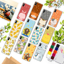 Etui Housse Coque Pattern Skin Soft Silicone Case Cover For iPhone 5s SE 6s Plus