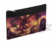 PORTATUTTO THREE HEAD DRAGON NECESER ASTUCCIO toilet bag E'