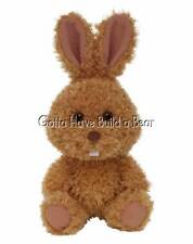 Build-a-Bear Buddies Smallfrys Mini Curly Bunny Rabbit Plush Animal NWT