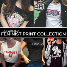 Feminist Shirts Collection, Feminist AF, Girl Power, My Pussy, Feminism T Shirts