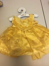 Belle Dress Build A Bear Workshop