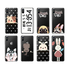 Funda Carcasa Case Cover Pattern Soft TPU Silicone For iPhone 4 5 6 7 PLUS SE 5c