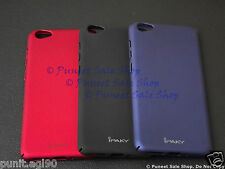 4 Cut iPaky Hard Matte Back Case Cover for Vivo Y55 / Y55L / Y55s / 1603