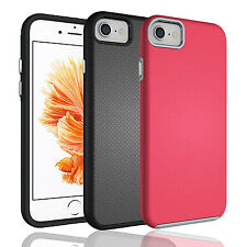 For Apple iPhone 7 4.7' Ultra Shockproof Heavy Duty Rugged Armor Back Case Cover