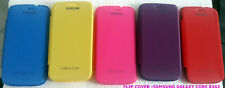 Flip Cover For Samsung Galaxy Core i8262, Diary Style,Samsung Galaxy Core 8262