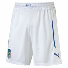 OFFER Shorts Football PUMA Italy National Competition Away 2013/15 Bianchi