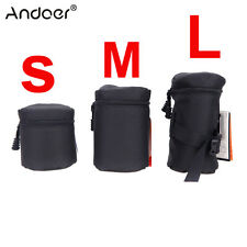 Waterproof Padded Protector Camera Bag Case Pouch for DSLR Nikon Canon Sony Lens
