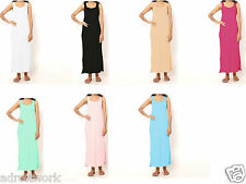 Ishita Fashions Cotton Gown Slip - Cotton Nighty - Select Colours or Combo