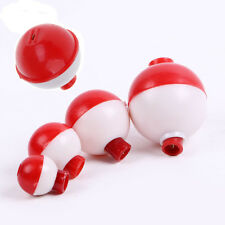 Plastic Bobbers Push Button Fishing Floats Combo Tackle 20g 25g 30g 38g 46g