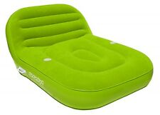 Airhead Inflatable Double Chaise Lounge Aublasbarer Lounge-Sessel für 2 Personen