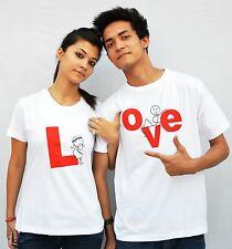 Couple T Shirt i love her i love him for all hot & sexy Couples crazy in love