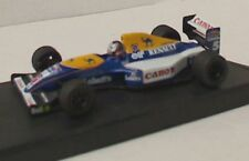 ONYX Williams Renault FW13 & FW14 F1 model cars Boutson / Mansell / Patrese 1:43