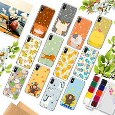 Funda Carcasa Case Cover Thin Pattern TPU Protective For iPhone 5 6 6s 7 PLUS S