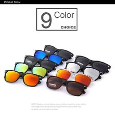 Gafas de Sol Polarizadas Vintage Retro Con Funda. Sunglasses UV400 Women's Mens