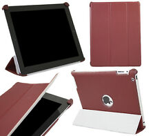 SMART SHELL Front & Back Cover With Folding Stand For iPad 2, iPad 3, iPad 4