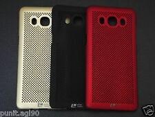 Loopeo Hard Back Shell Case Cover Net Mesh Dotted For Samsung Galaxy J5 2016