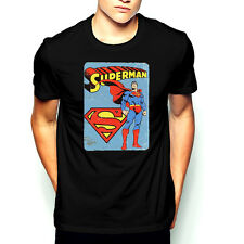 Superman Tee-shirt Comic culte Marvel Super-Héros Hero Krypton NEUF