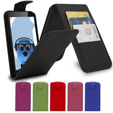 PU Leather Flip Case Cover Credit Card Holder for Samsung i8190 Galaxy S3 Mini