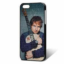 Ed Sheeran Lyrics Phone Case, Fits iPhone, All Model's Available