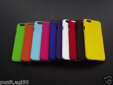 Premium Imported Hard Back Shell Cover Case Matte For Apple Iphone 6 4.7""