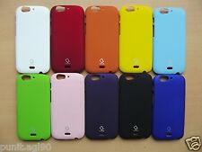 Premium Imported Hard Back Shell Cover Case Matte For Micromax Canvas Turbo A250