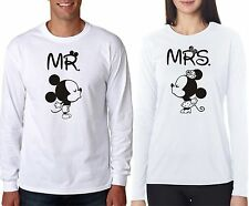 Osiyankart fs couple t shirt Mr. Mickey Mrs Minnie 4 hot & sexy couple in love