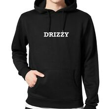 Drizzy | HOODIE HOODY PULLOVER | Hipster Tumblr Drake OVO Best UNISEX GIFT