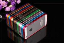 For Apple iPhone 4 4S 4G Luxury 0.7mm Aluminum Ultra Thin Metal Frame Case Cover