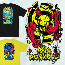SANTA CRUZ-  Rob Roskopp III - Skateboard Tee Shirt  / Assorted Colours