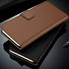For Apple iPhone 7 Plus 7 Leather Flip Wallet Case Protective Stand Po
