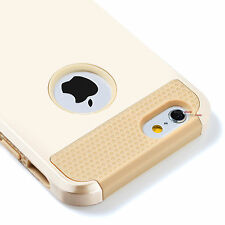 Hybrid Hard&Soft Shockproof Rubber Case For iPhone 6 iPhone 6s Plus 4.