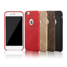 New  Luxury  PU Leather Shell Back Case Cover for iphone 7/ 7 Plus