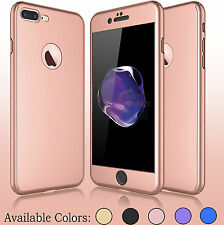 Ultra Thin Slim Hard Case Cover For Apple iPhone 6 6S 7 / Plus + Tempe