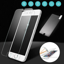 9H Front Back Premium Tempered Glass Film Screen Protector for iPhone SE 5S 6S 7
