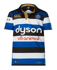 Canterbury Official Bath Rugby Kids Home Pro Shirt | 2017/18