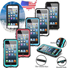 GENUINE Redpepper Waterproof Shock Proof Case For iPod Touch 5 6 6th G